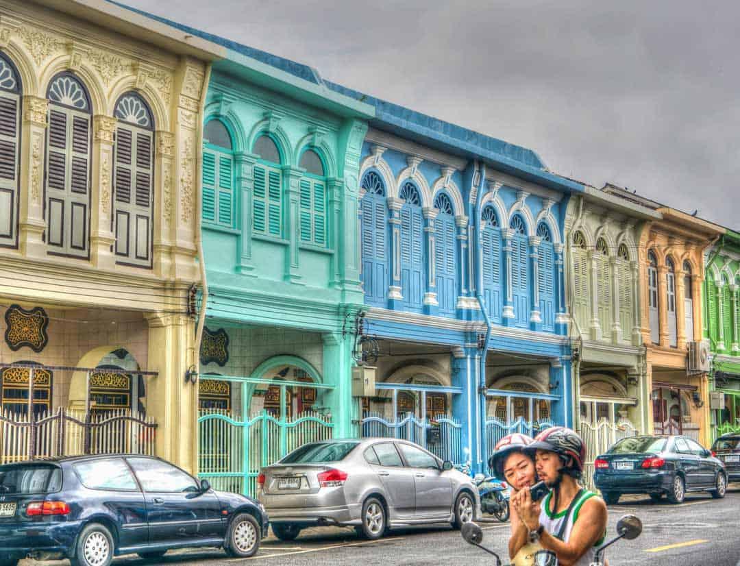 Old Phuket Town Pixabay