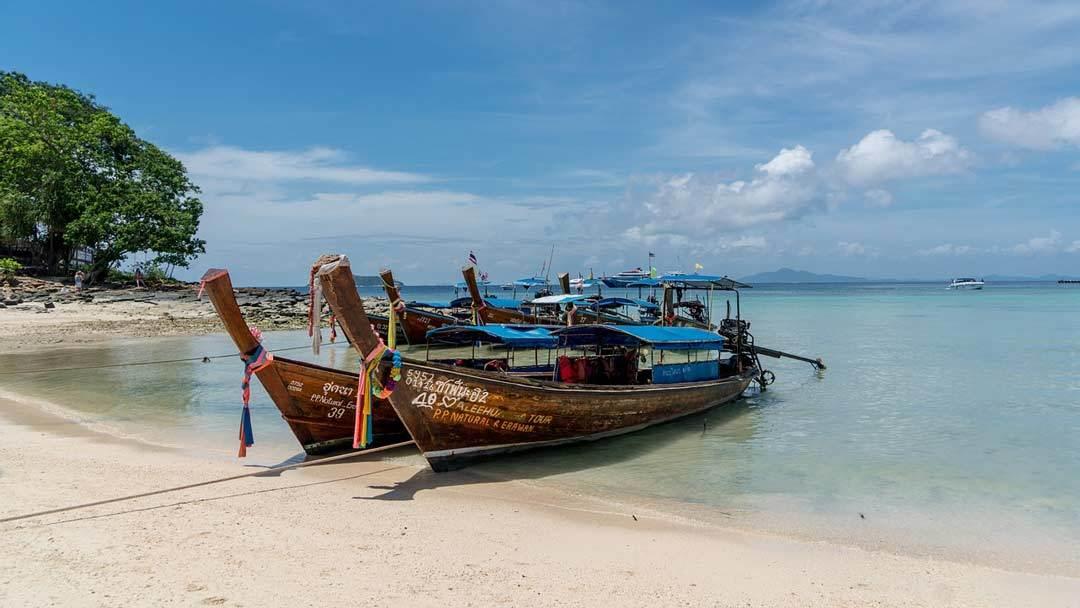 Longtail Boats Pixabay