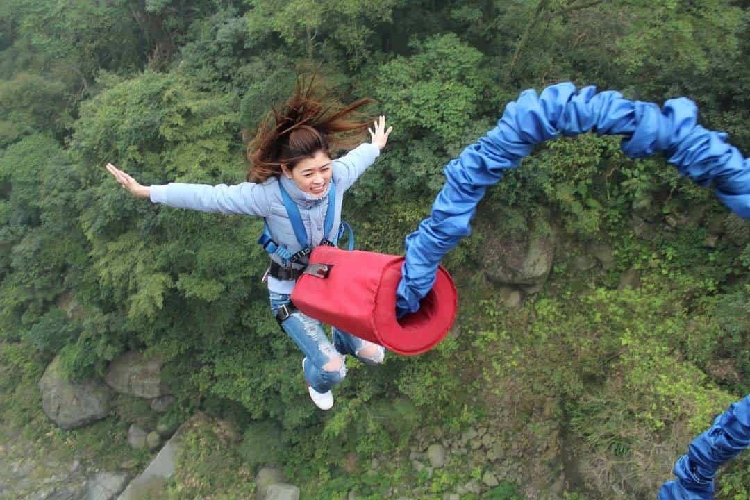 Bungee Jumping, Rainforest