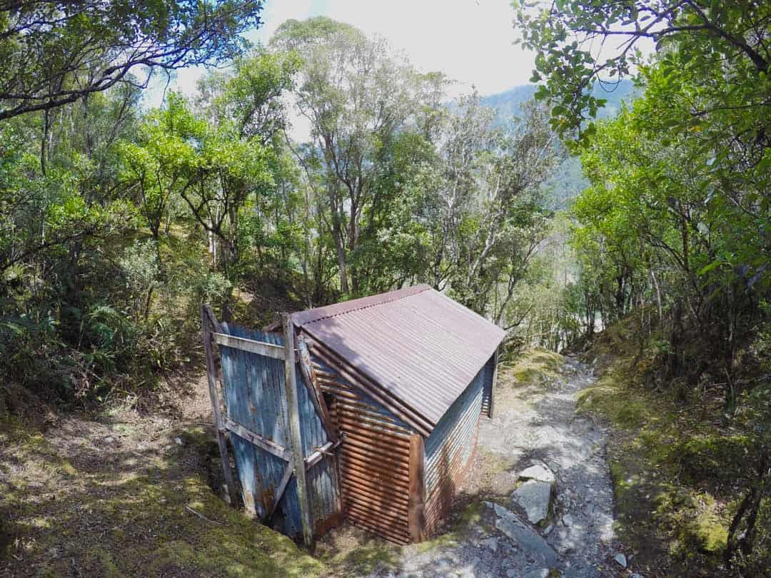 South Island Hut