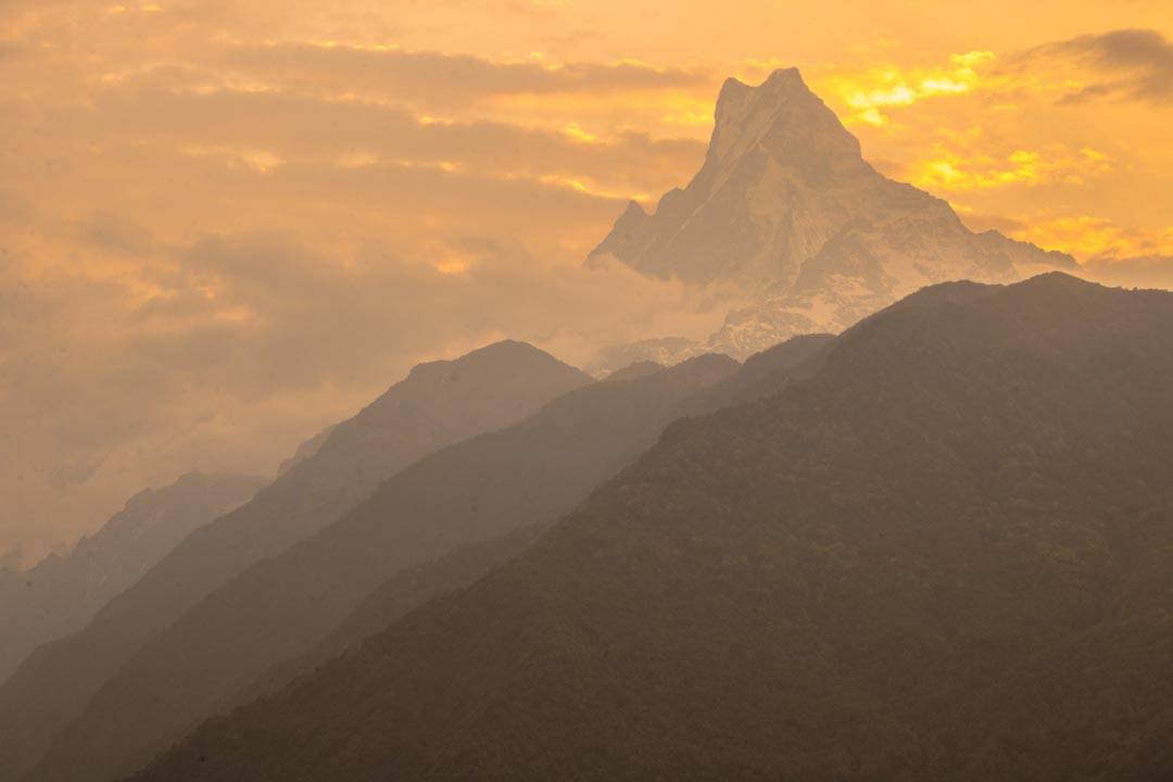 Machhapuchhare Poon Hill Trek