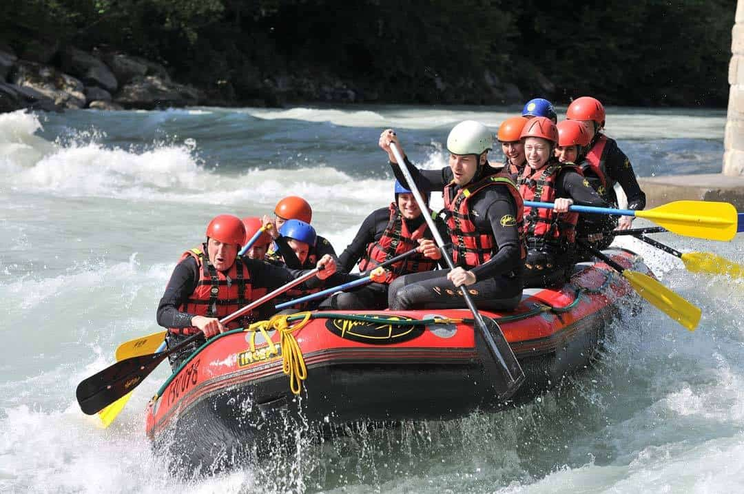 white water rafting, things to do in cairns