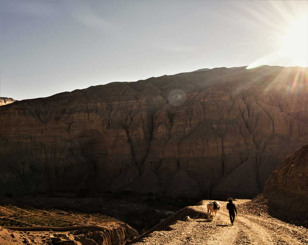 Chele Sunrise Upper Mustang