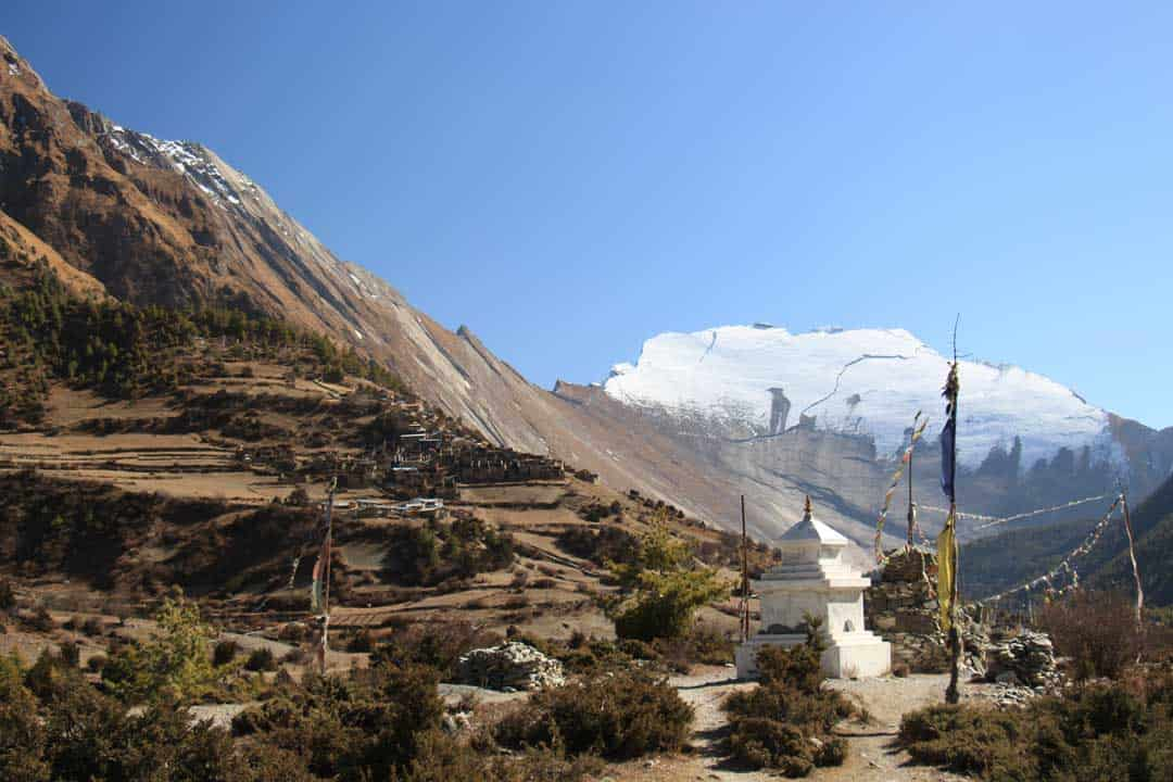 Annapurna Circuit Upper Pisang