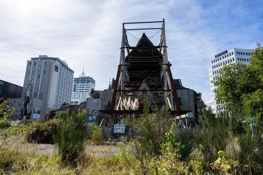 Visit The Canterbury Earthquake National Memorial