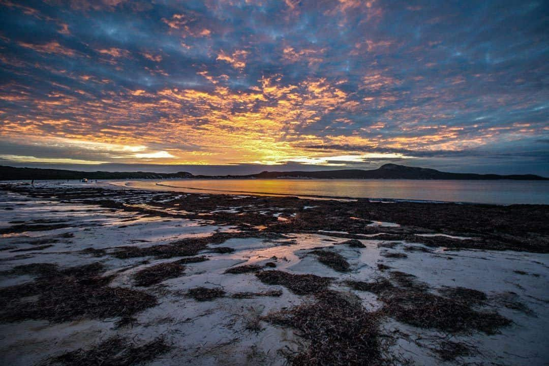 Sunrise, Things To Do In Esperance, Lucky Bay