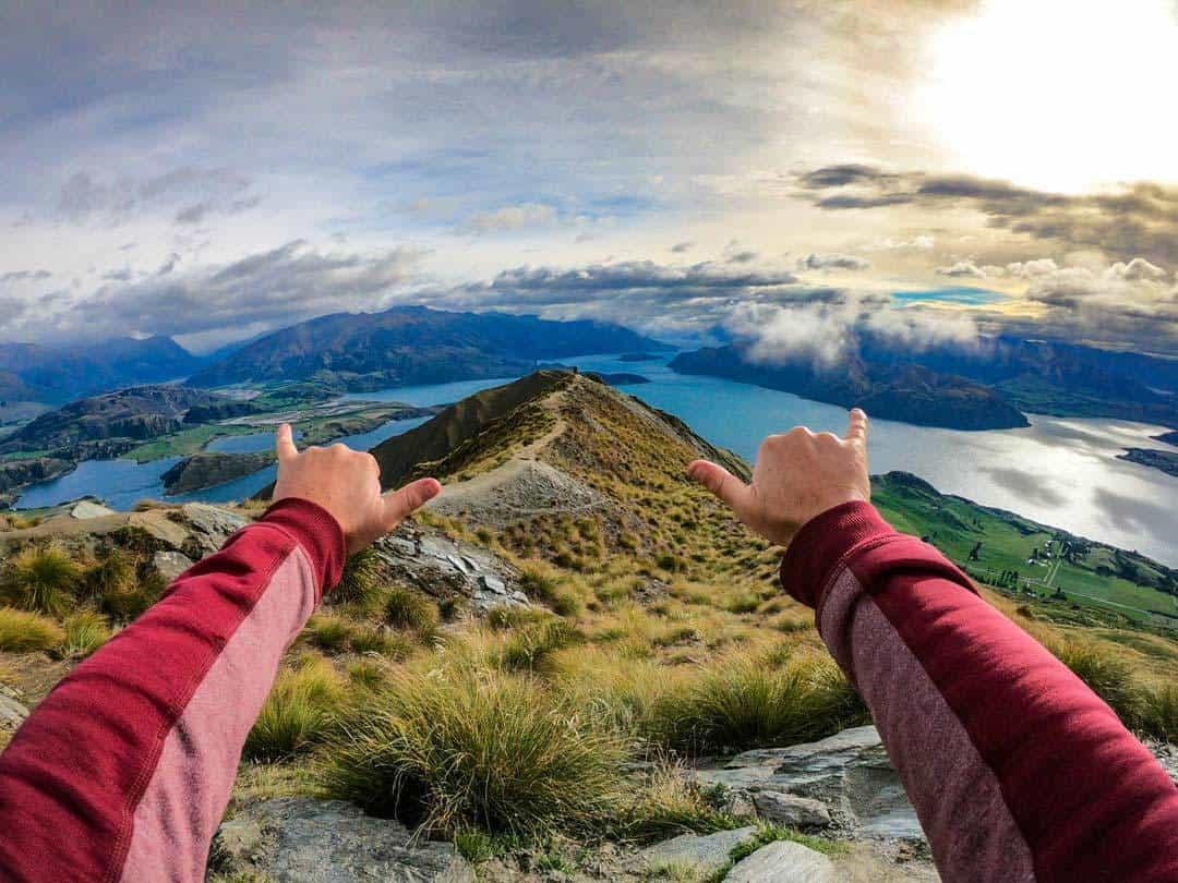 Roy's Peak Wanaka Gopro Hero7 Review