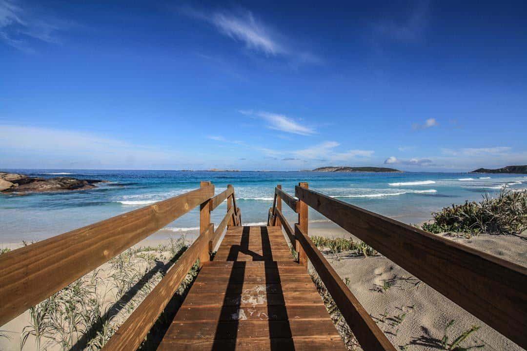 Twlight Beach, Esperance, Australia