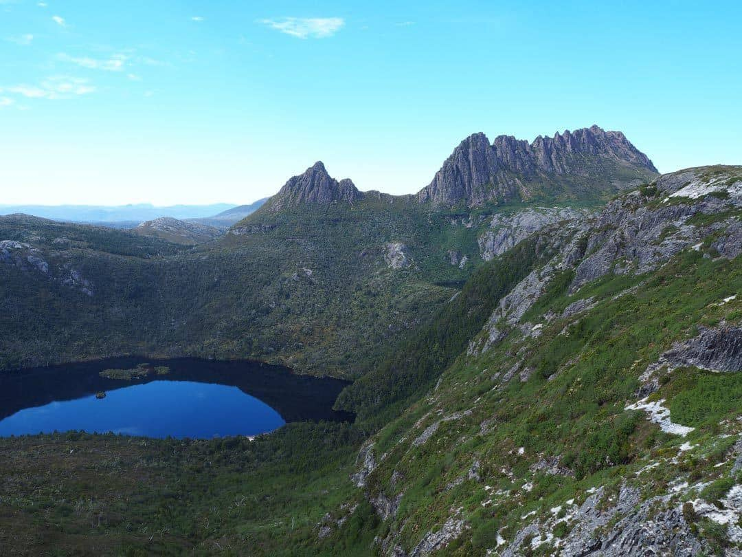 marions lookout, cradle mountain