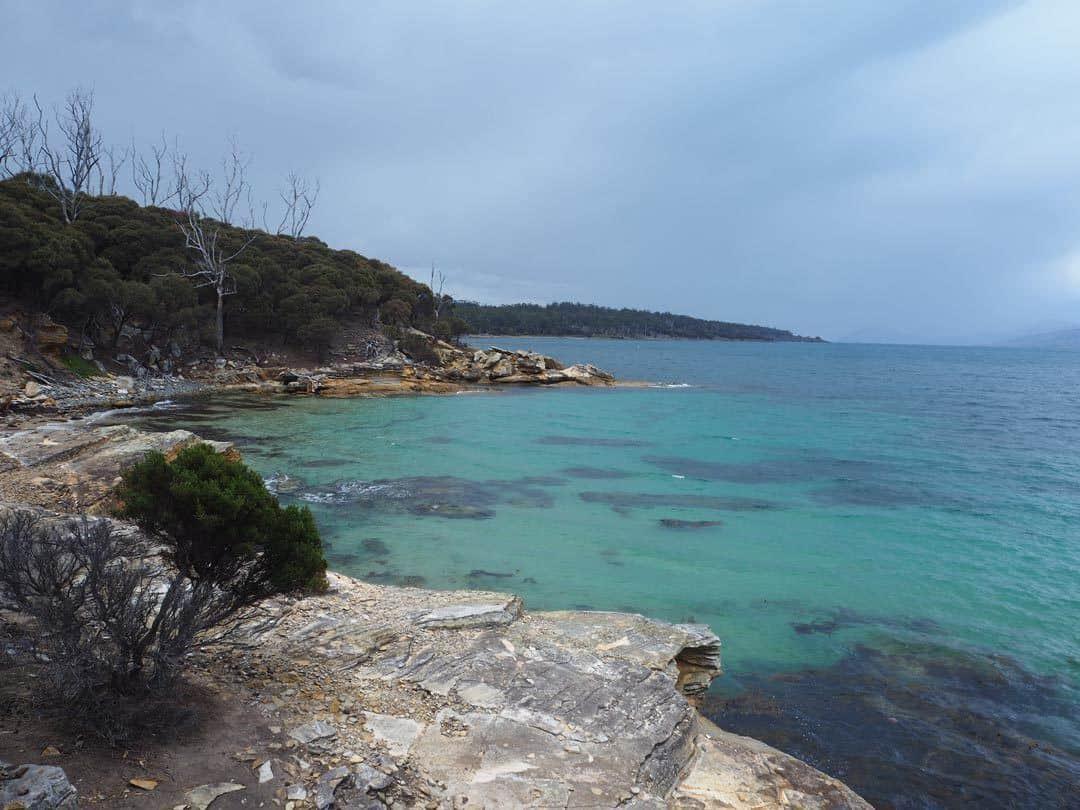 Maria island Tasmania Road Trip