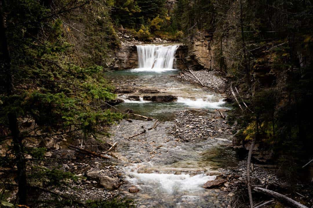 Banff Chasing Waterfalls