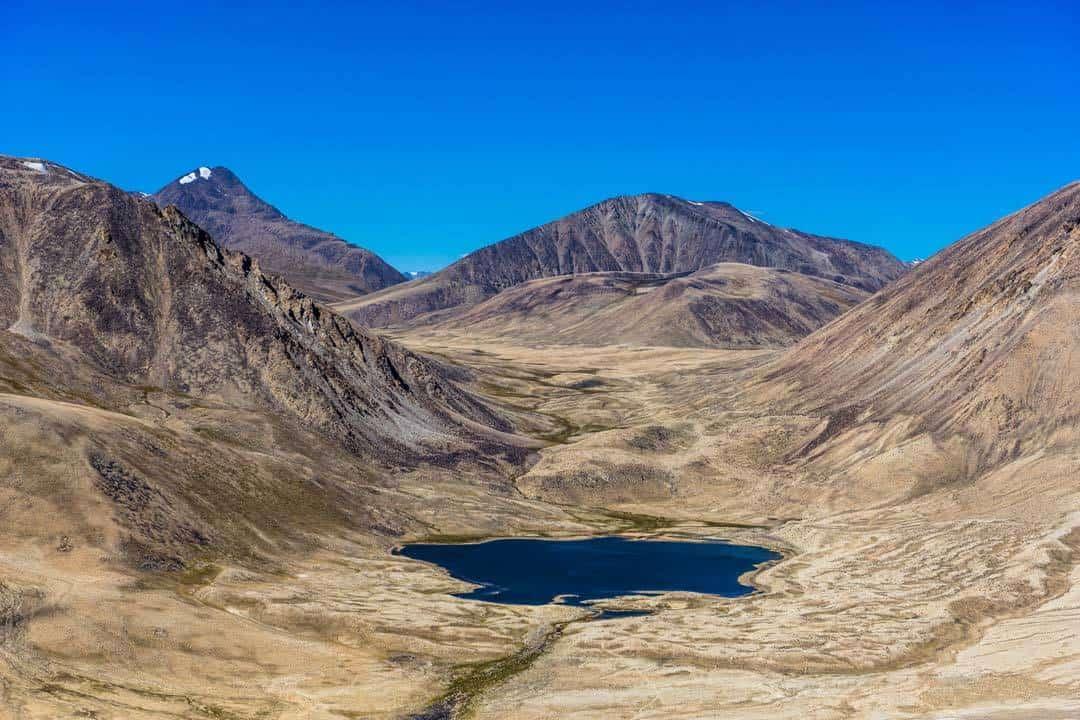 Panorama Ridge Lake