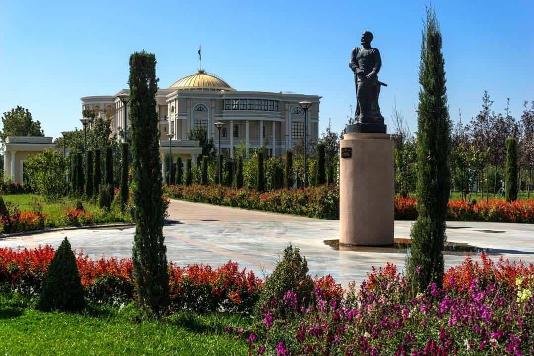 Dushanbe Tajikistan Tour