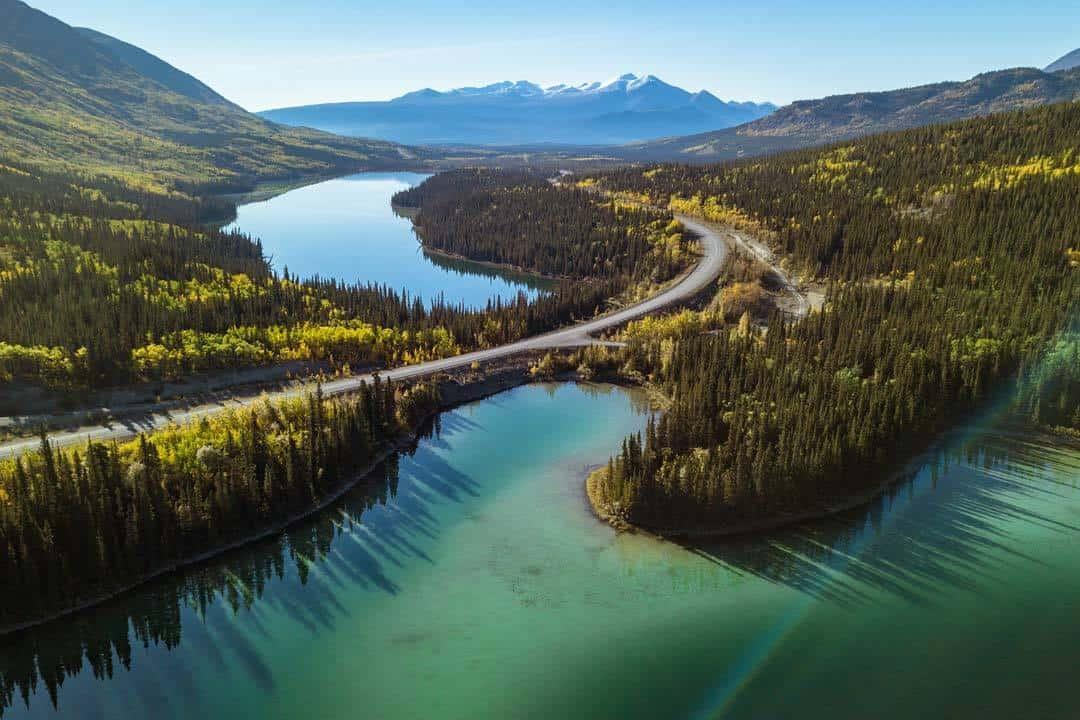 Yukon Road Trip Golden Circle Route