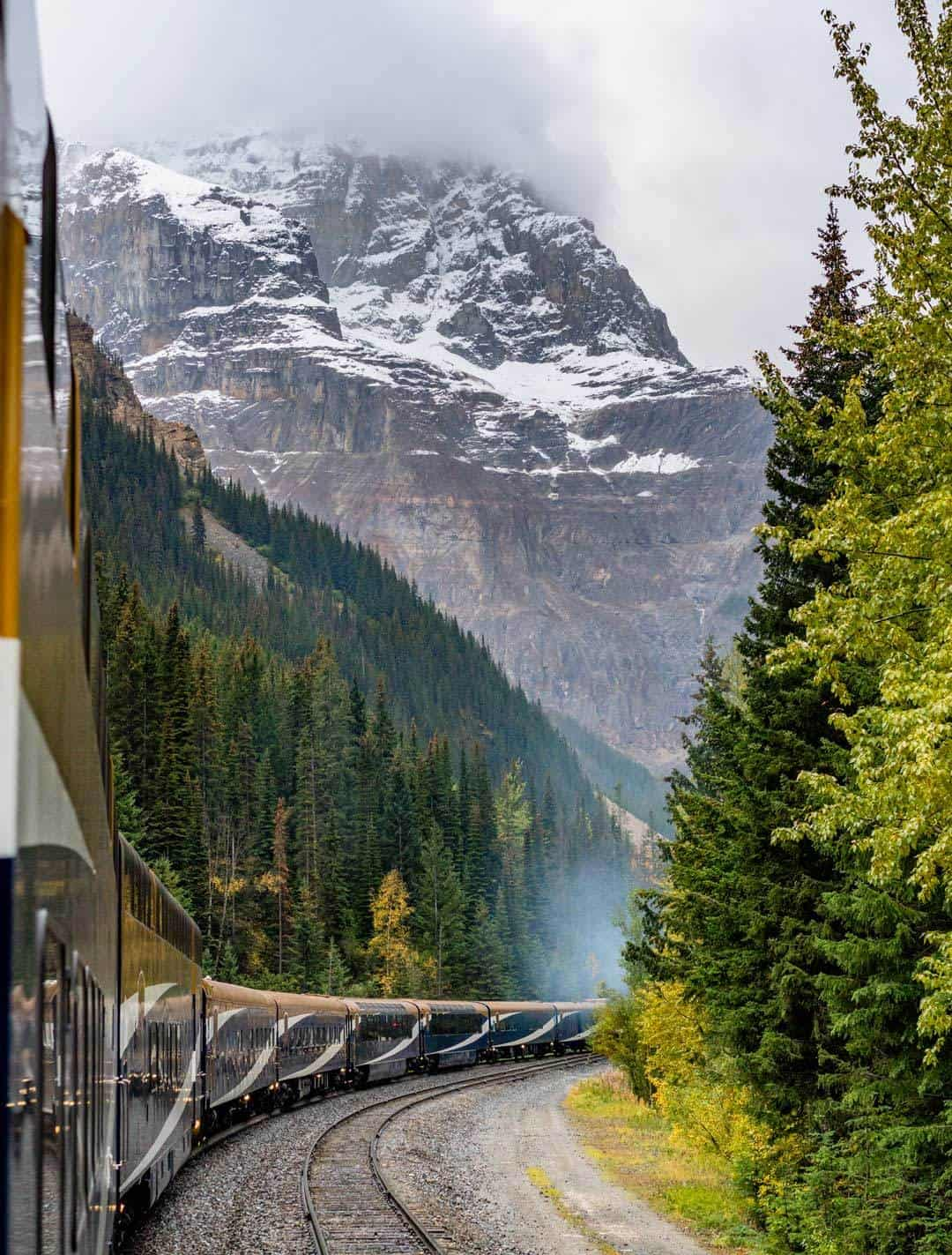Rocky Mountaineer Photo Journey