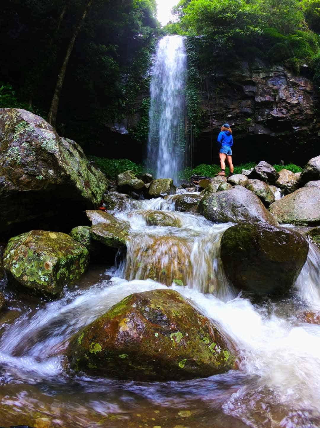 Waterfall Gopro Hero 7 Review