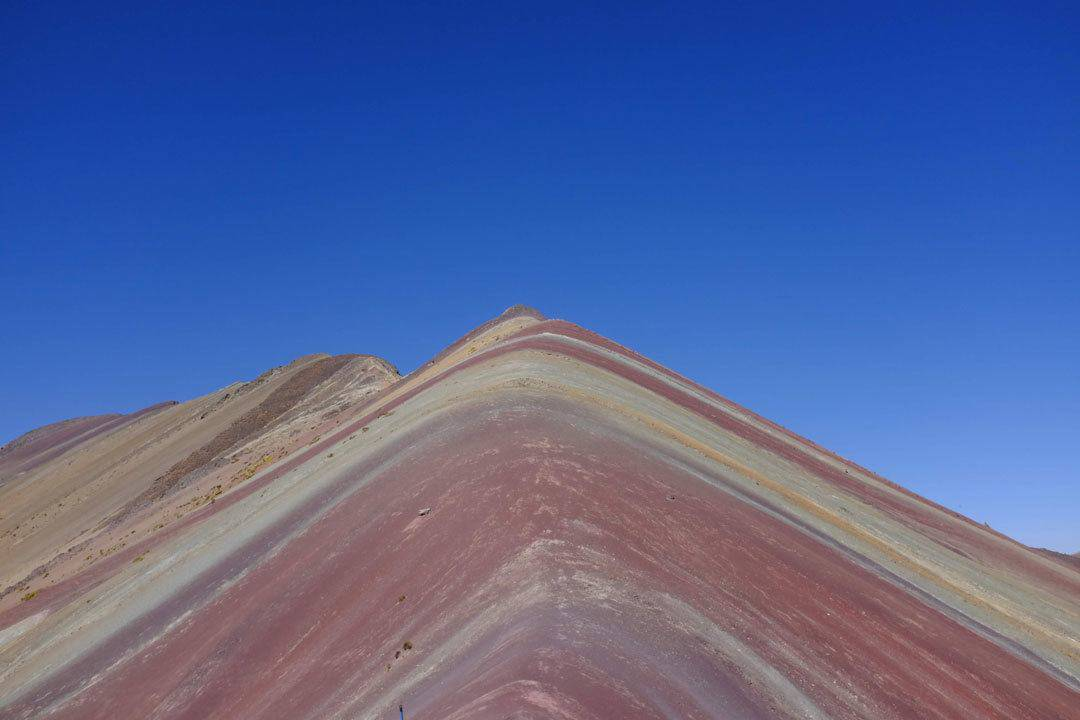 Visiting Rainbow Mountain