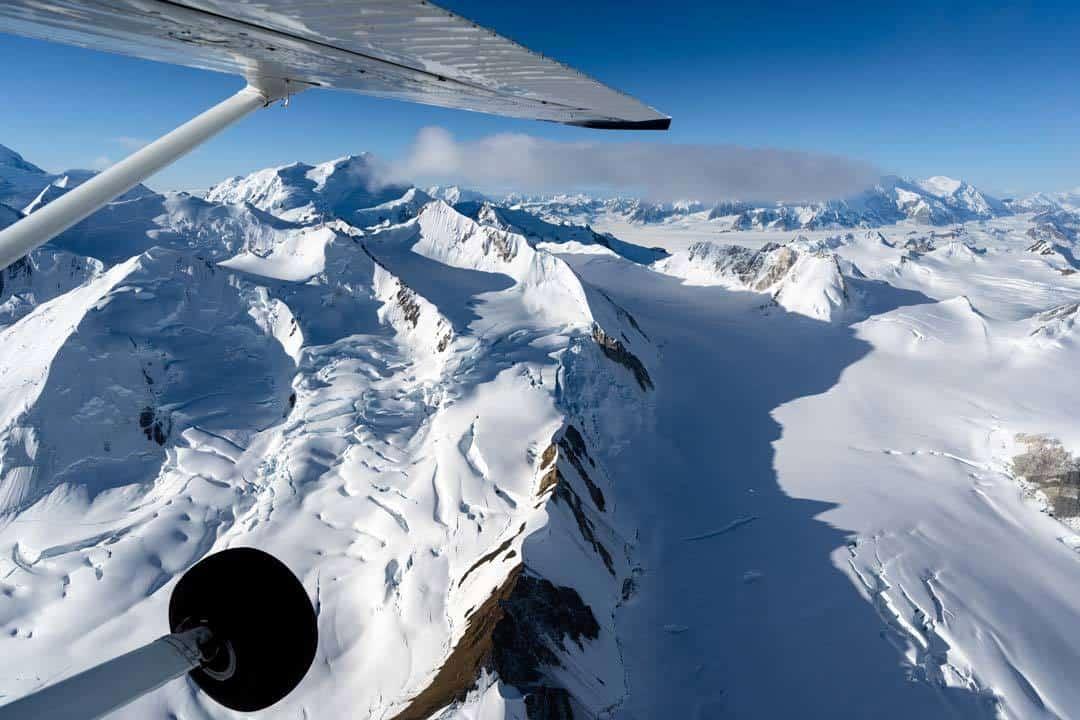Kluane Flightseeing Experience
