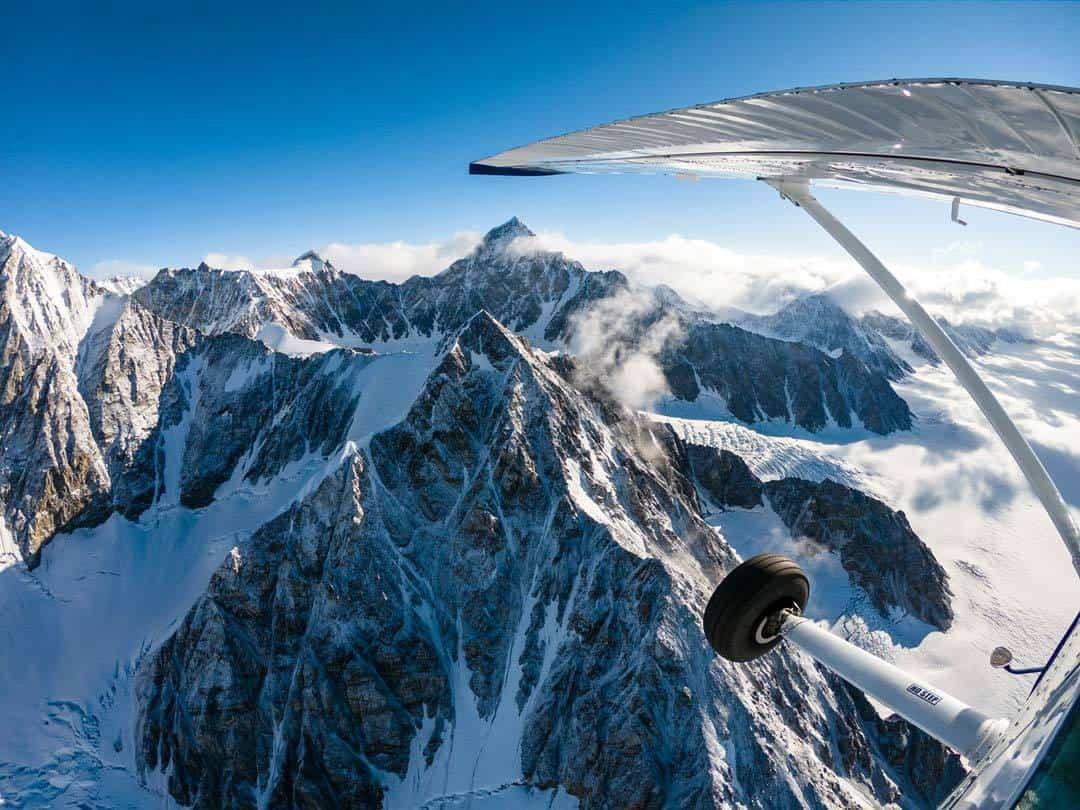 Yukon Mountains Gopro Hero7