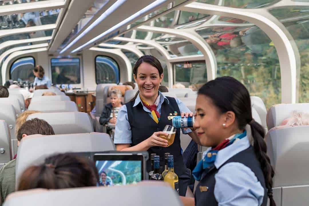 Rocky Mountaineer Happy Hosts