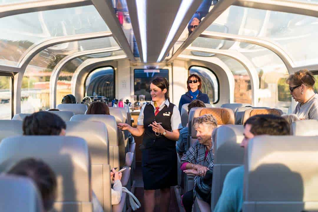 Rocky Mountaineer Hosts