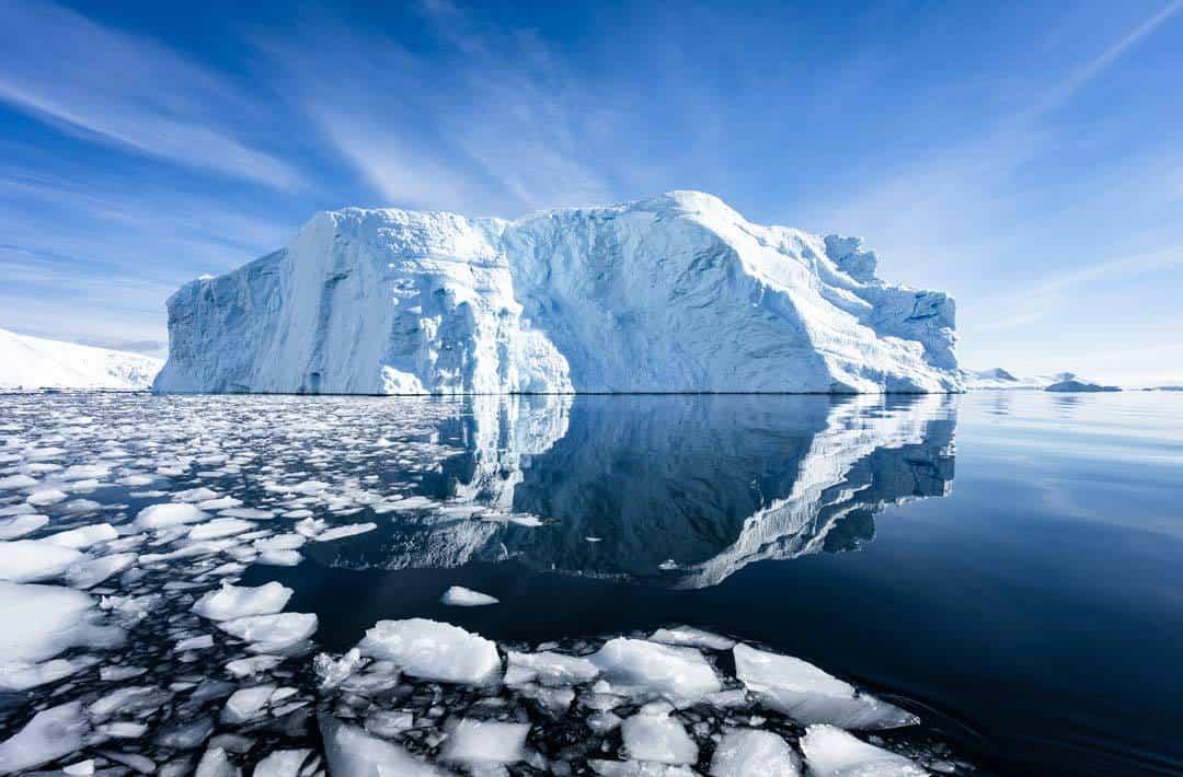 Travelling In Antarctica