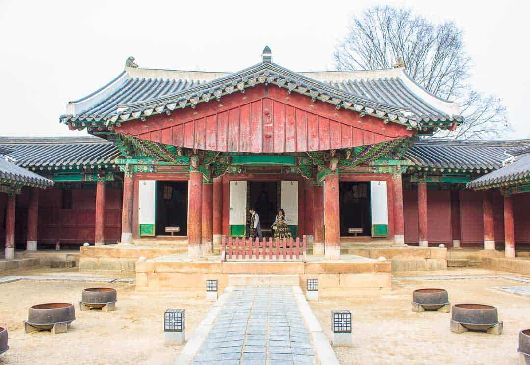 museum of history, things to do in jeonju