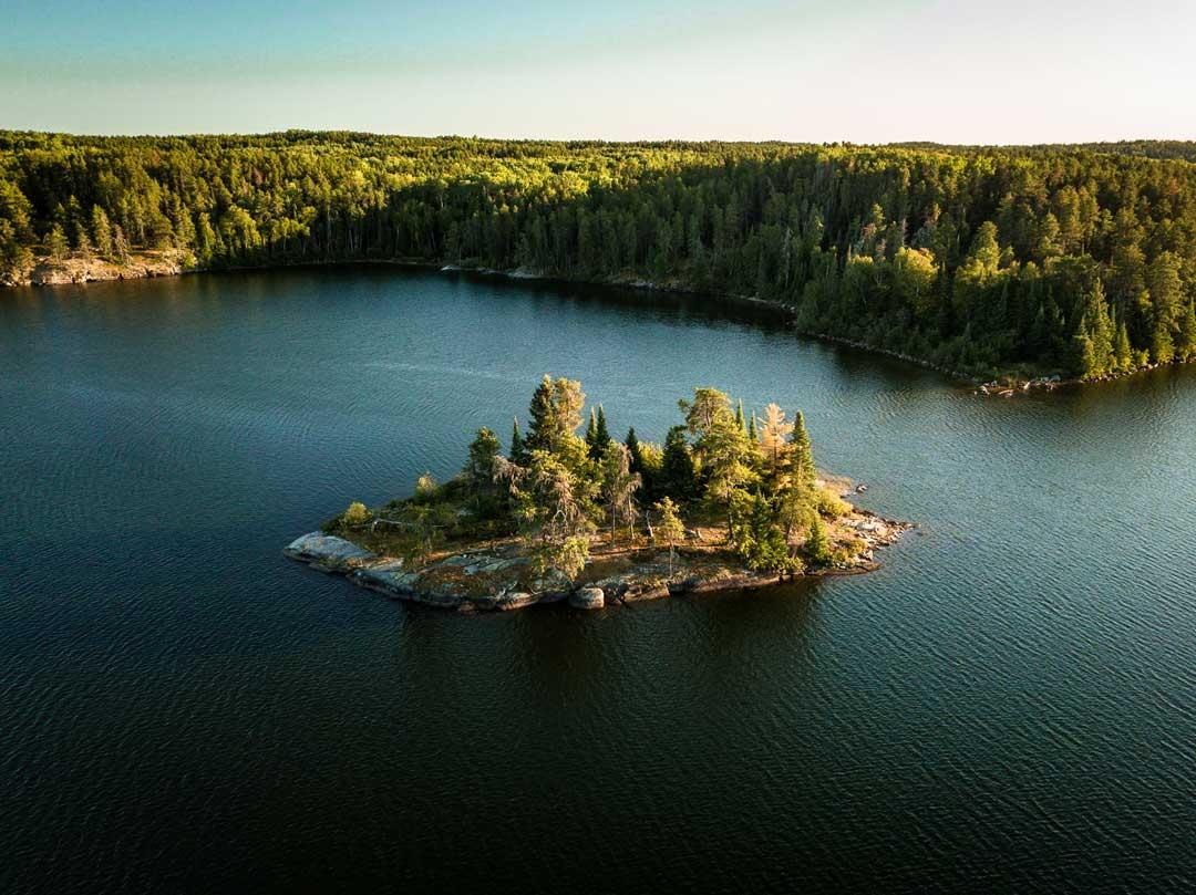 Jamaica High Lake Manitoba