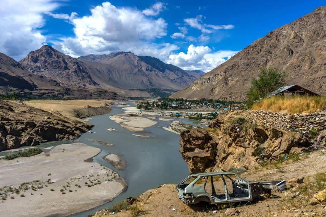 Khorog Views