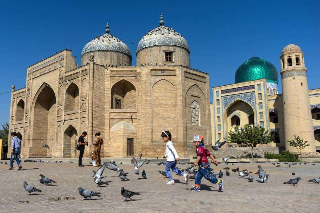 The Mausoleum Of Sheikh Muslihiddin
