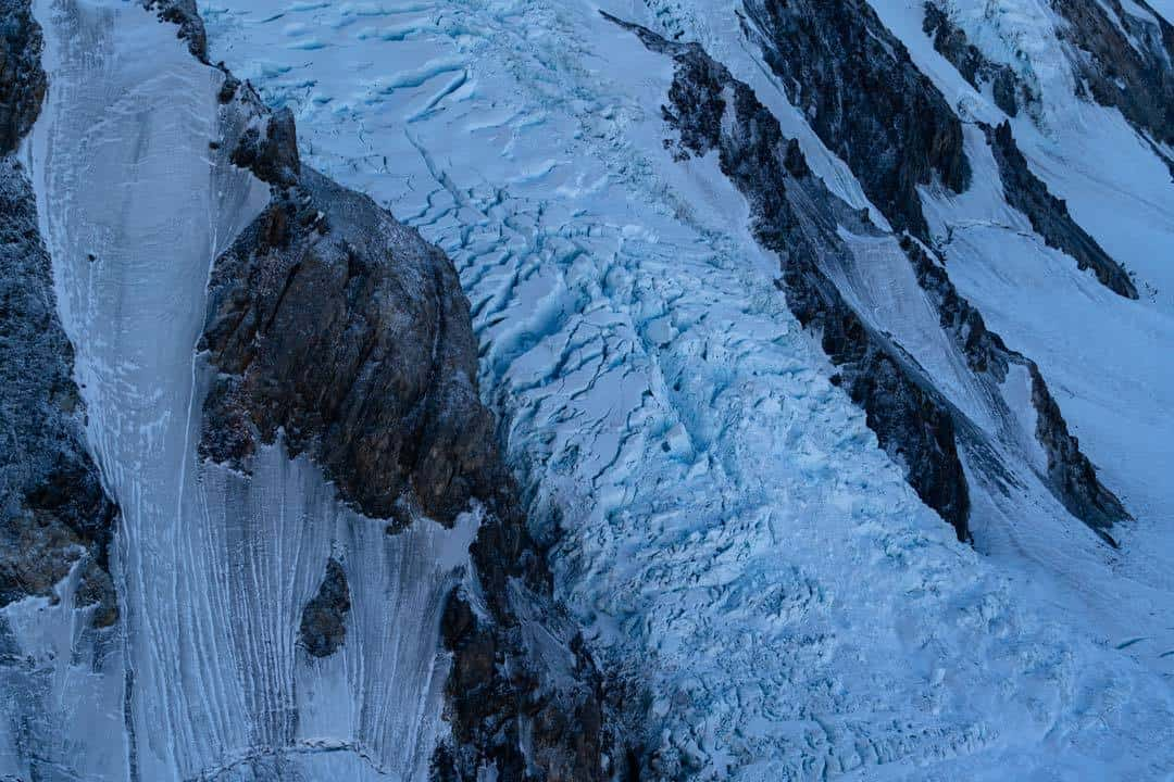 Kluane Ice Fall
