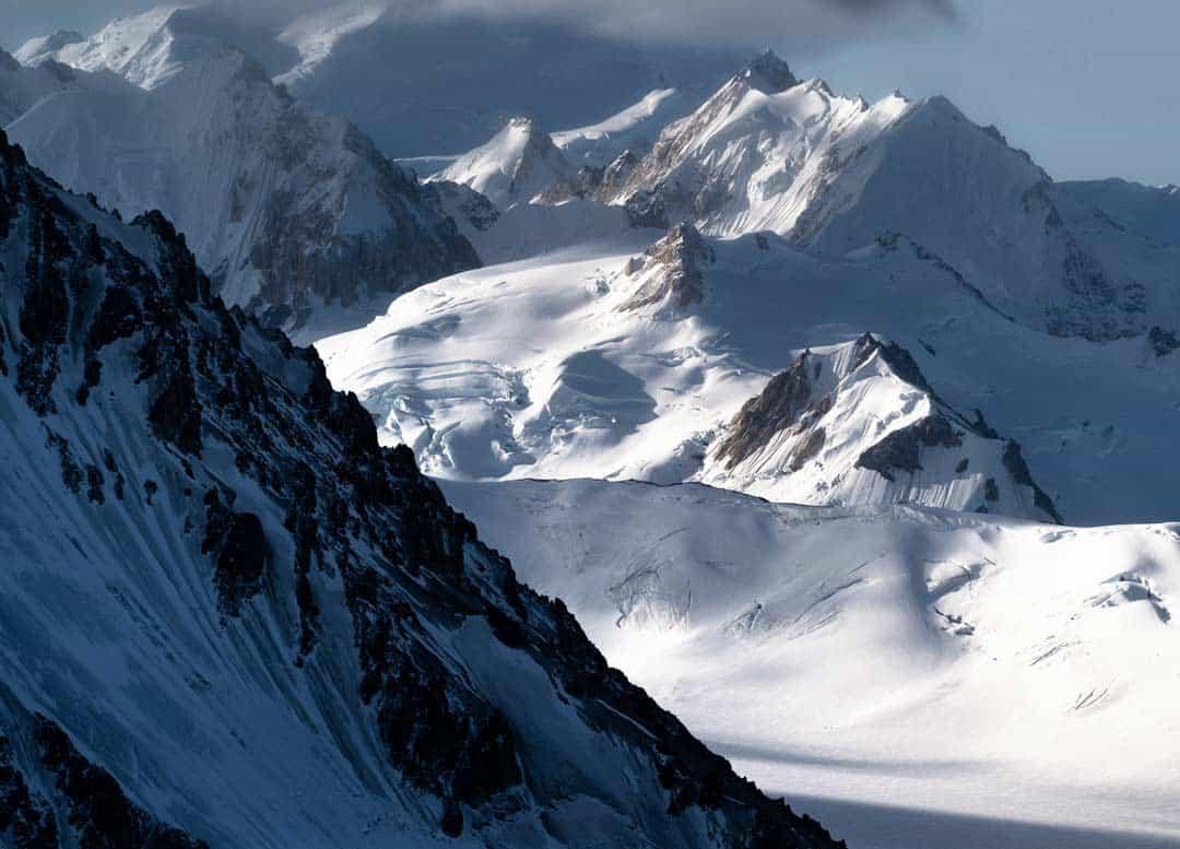Kluane Scenic Flight Yukon Road Trip