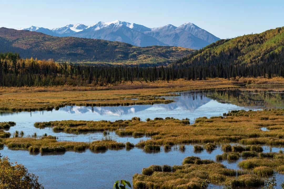 Golden Circle Route Yukon Views