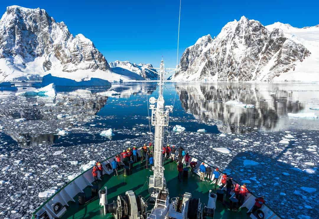 How To Get To Antarctica Lemaire Channel