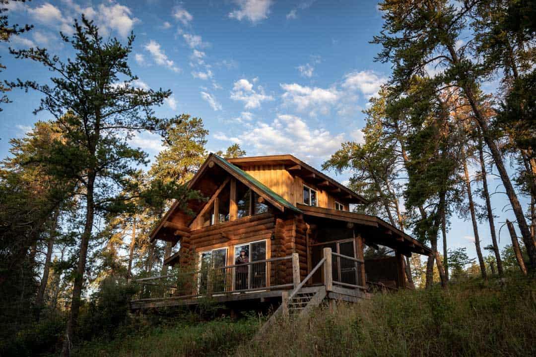 Mahigan Cabin Falcon Trails Resort