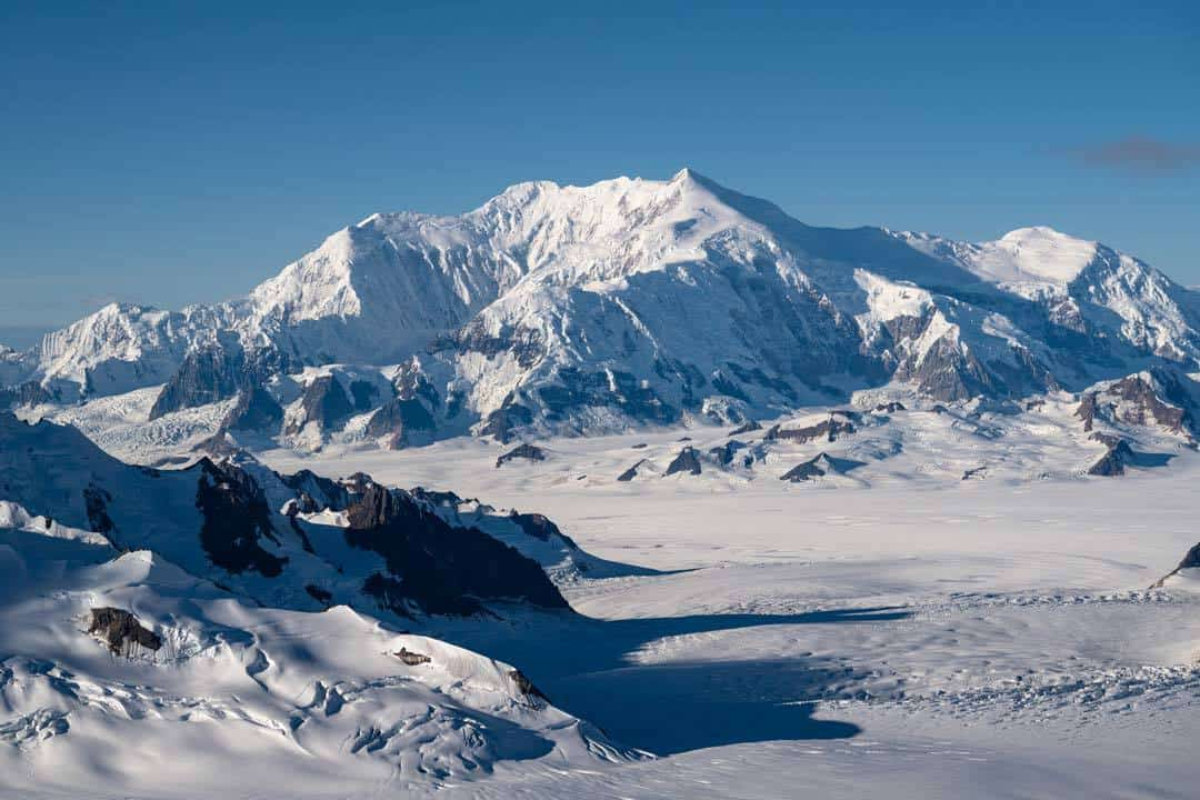 Mount Vancouver Kluane National Park Yukon