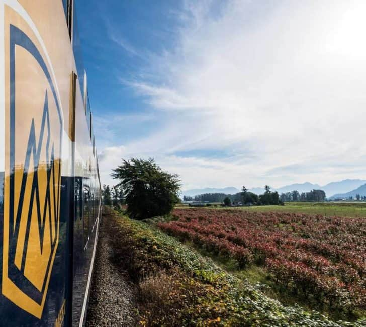 A Photo Journey Along Rocky Mountaineer's First Passage To The West
