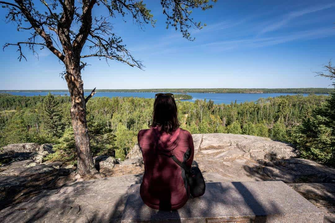 Top Of The World Hike Whiteshell Provincial Park