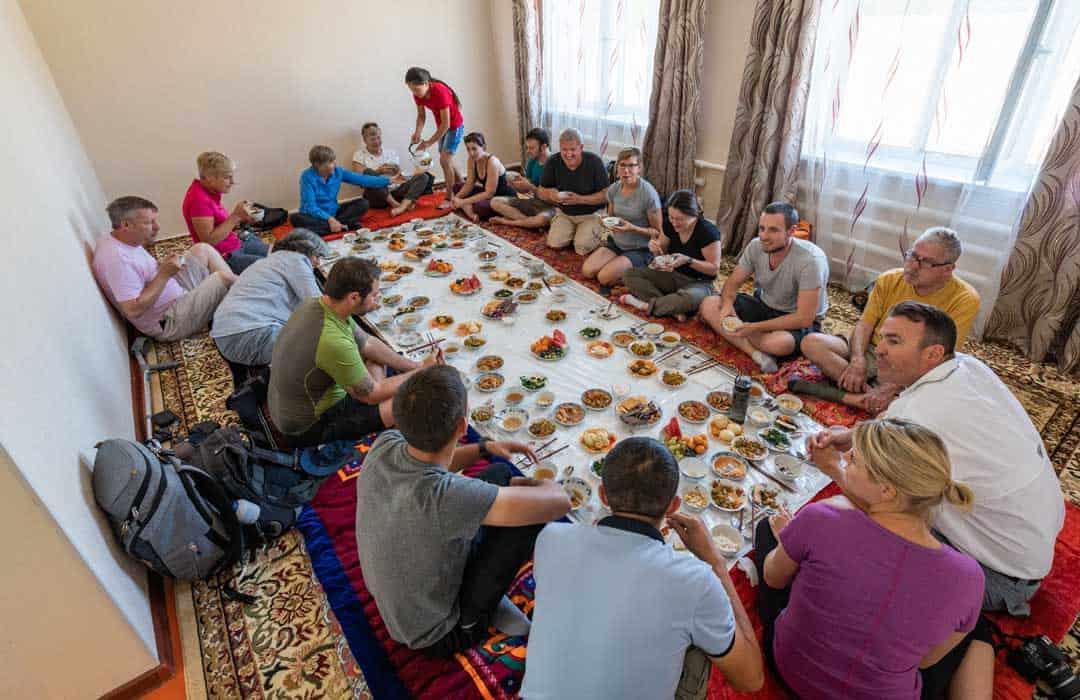 Dungan Meal Karakol