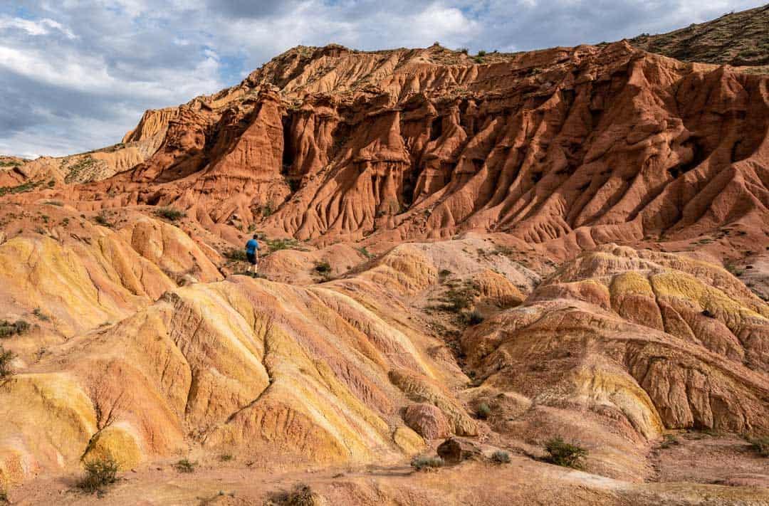 Skazka Canyon Kyrgyzstan Tours