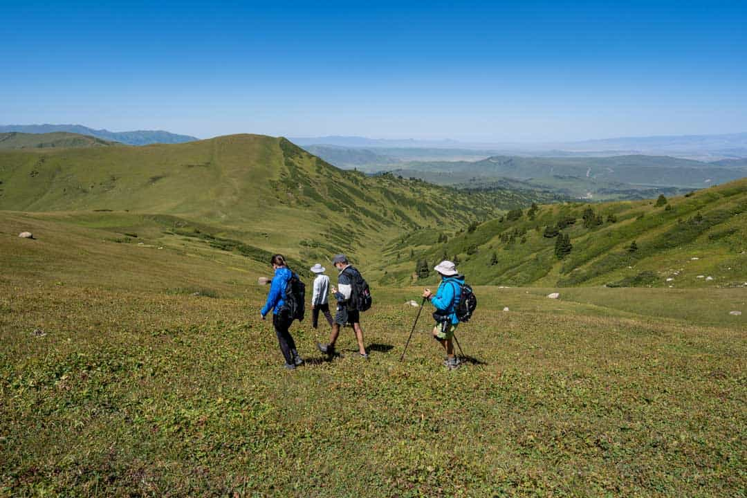 Jyrgalan Hiking Kyrgyzstan Tour