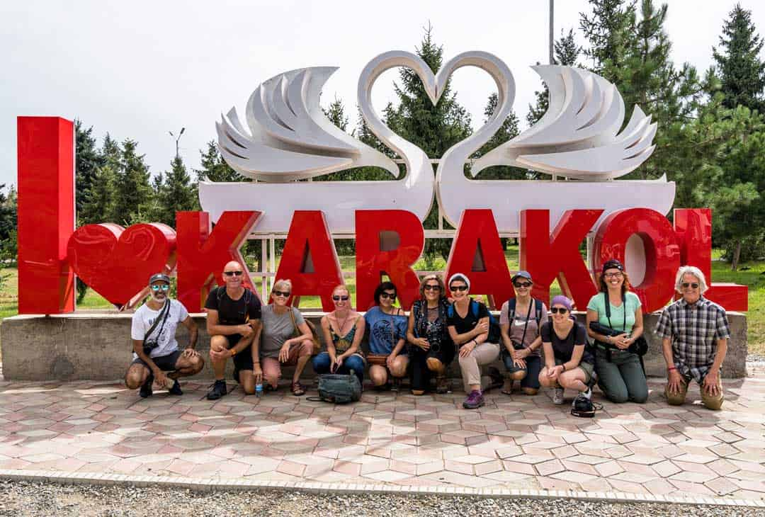 Karakol Tour Group