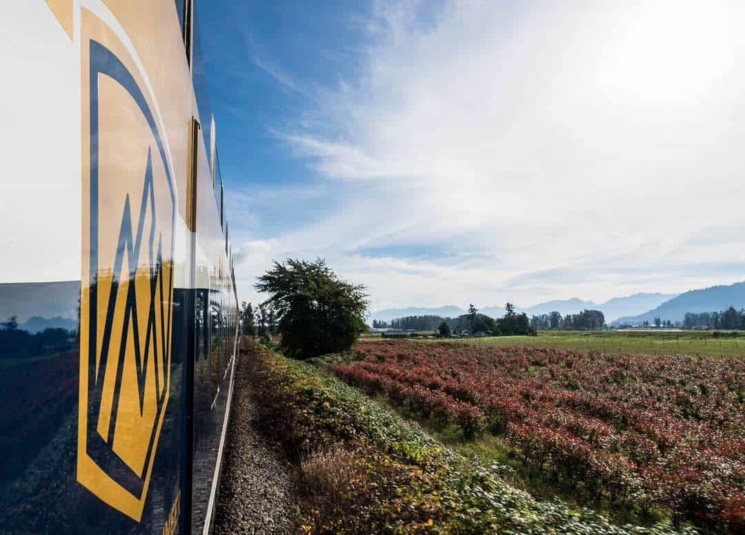 Views Rocky Mountaineer Review