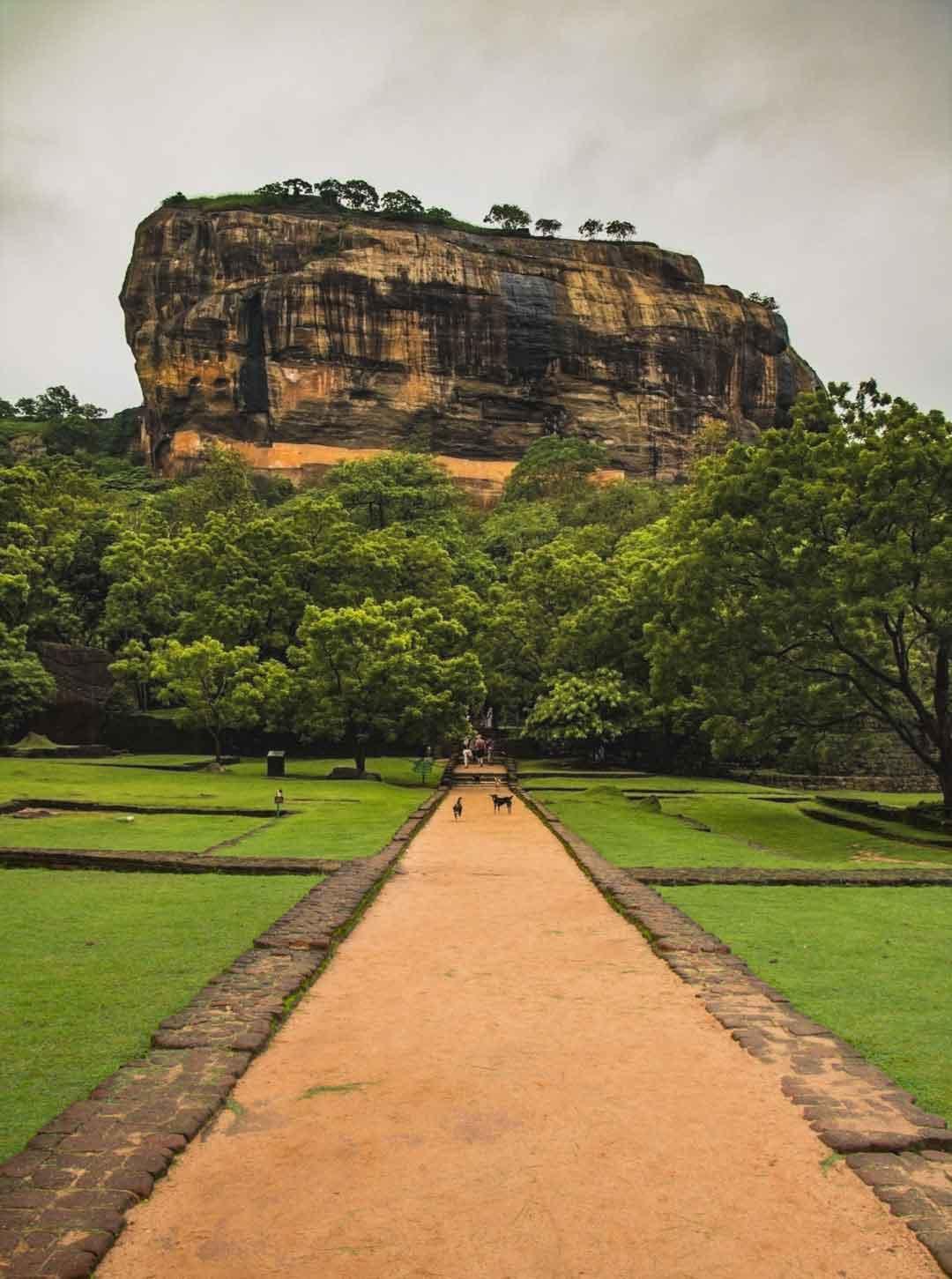 Sigiriya Rock Things To Do In Sri Lanka