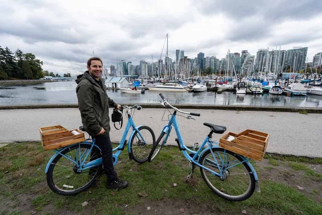 Bicycle The Burrard Hotel Review