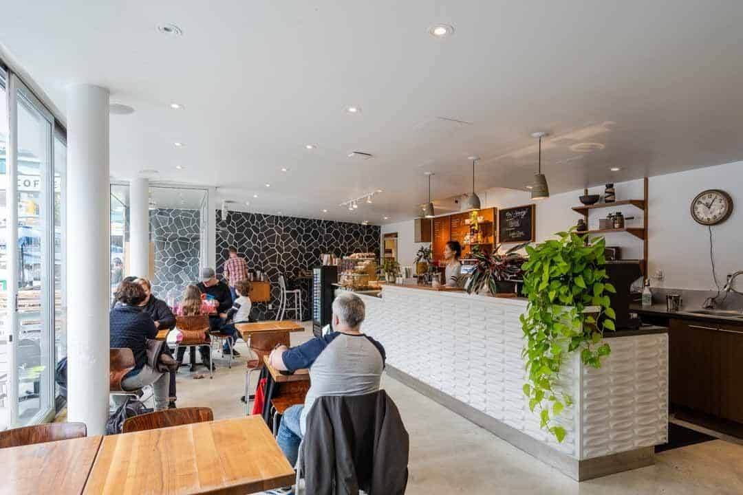 Elysian Cafe Vancouver