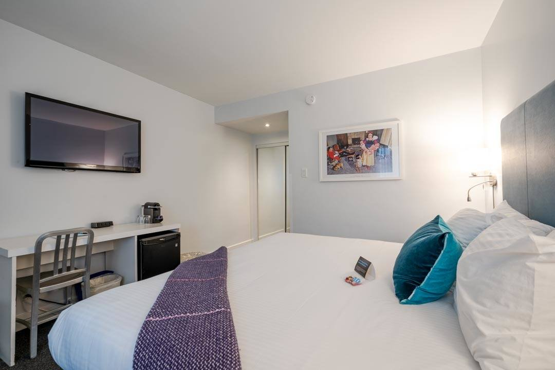 Room The Burrard Hotel Review
