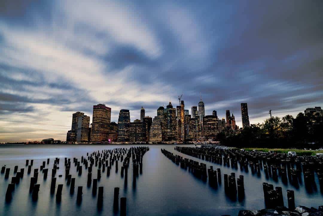 Brooklyn Park Skyline