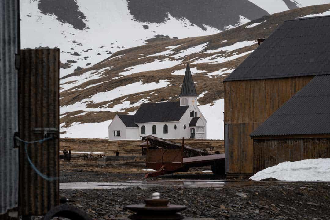 Grytviken Church Tanks