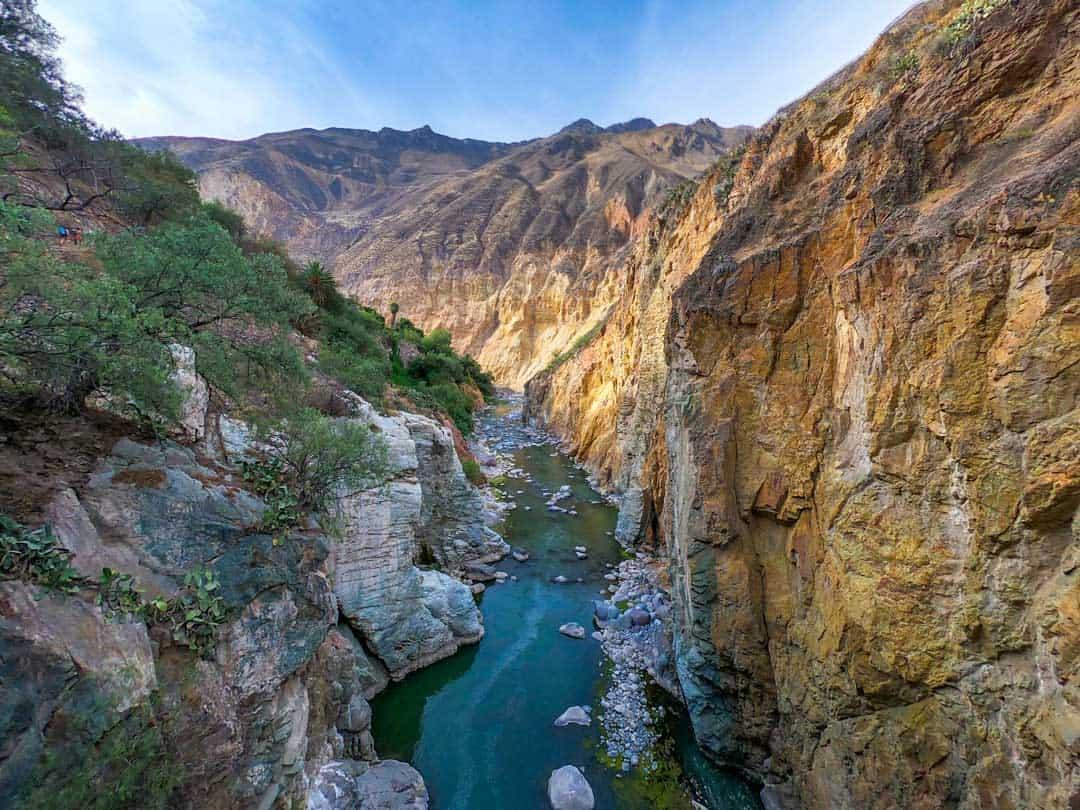 Colca Canyon Gopro Hero 7 Review